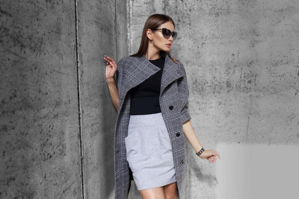 Идеальное пальто, которое можно носить с чем угодно: 5 беспроигрышных цветов