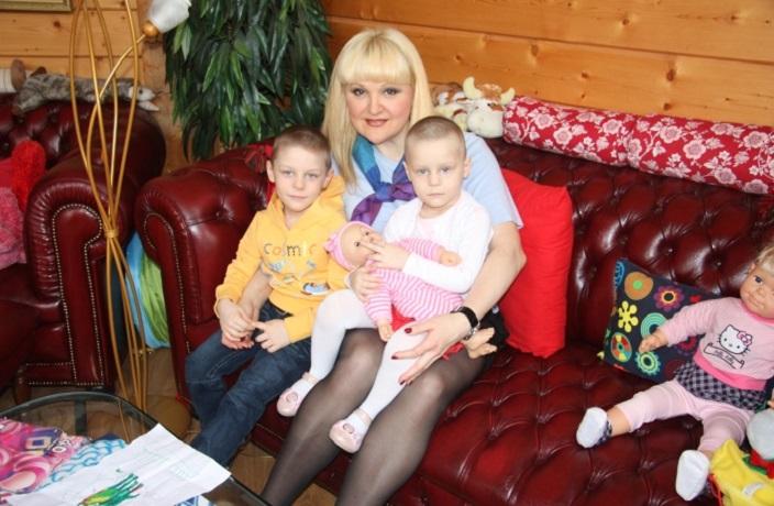8 лет назад Маргарита Суханкина усыновила детей: что она говорит об этом сейчас
