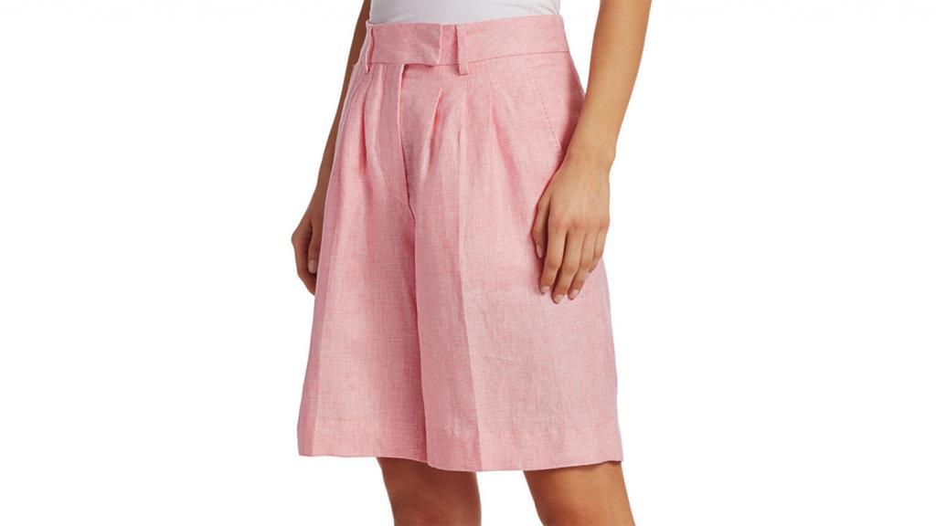 Можно себе позволить: шорты для женщин старше 50, в которых будет не стыдно выйти летом