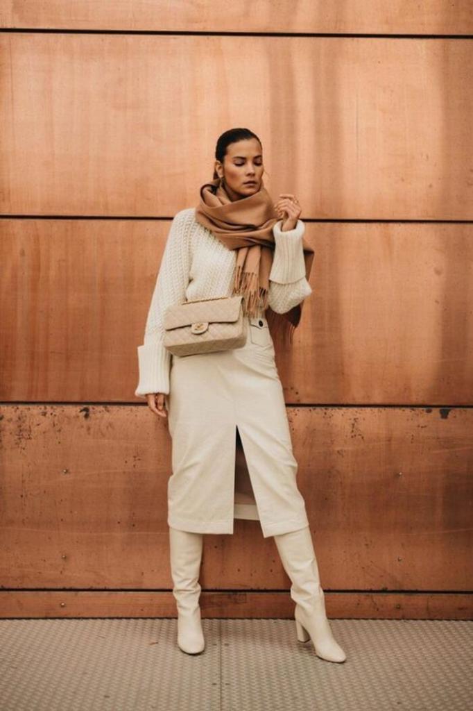 Для тех, кто любит классику: как сделать монохромный образ весны 2021 стильным и смелым (модные примеры)