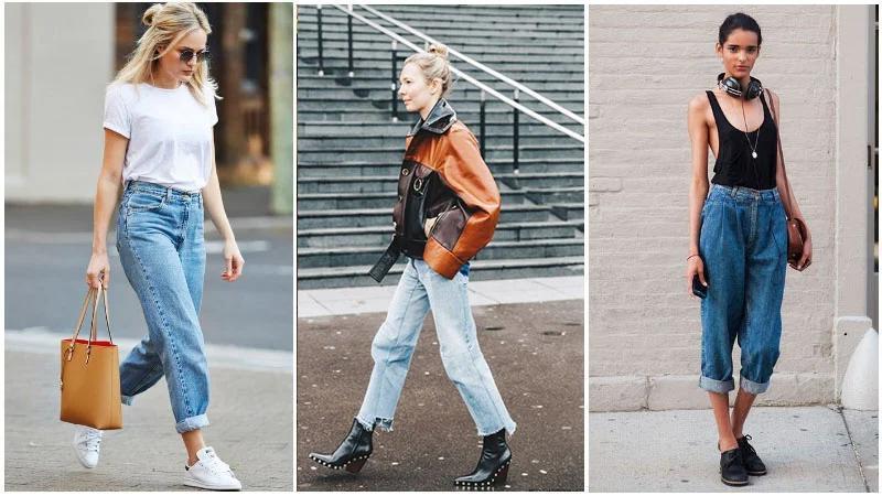 Какие выбрать трендовые высокие джинсы и с чем сочетать: модные тенденции на весну 2021