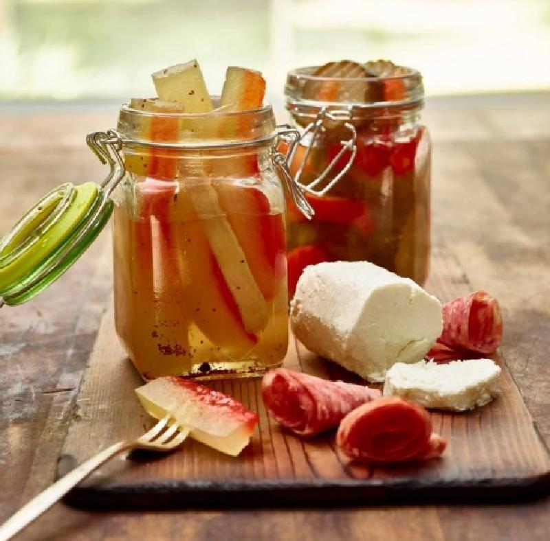 Кожура арбуза, яйца и лимоны: 9 продуктов, вкус которых многим нравится в маринованном виде