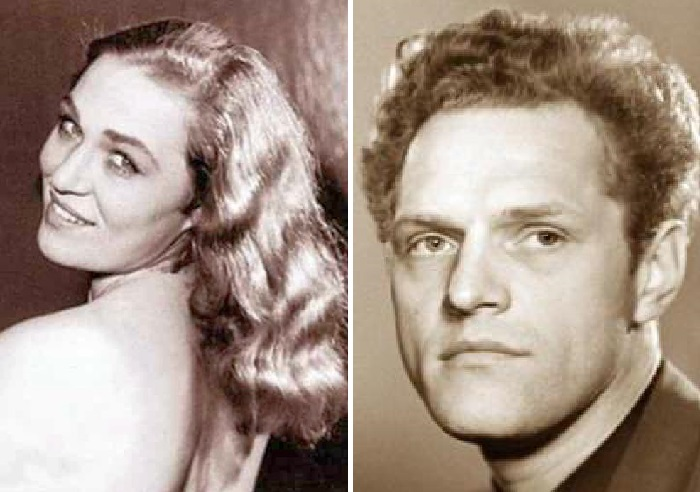 Архивные фото Марковой подтверждают, что в молодости актриса была красавицей