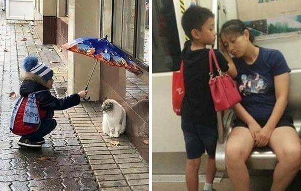 20 вдохновляющих историй о детях, которые напомнят вам, что у доброты нет возраста