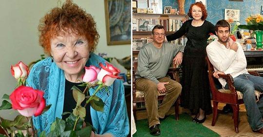 Подруги 91-летней бабушки Ивана Урганта восхищаются квартирой, подаренной ей внуком