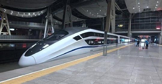 Как выглядит плацкартный вагон у китайцев