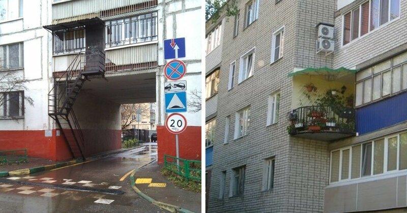 Русские балконы самые крутые балконы в мире!