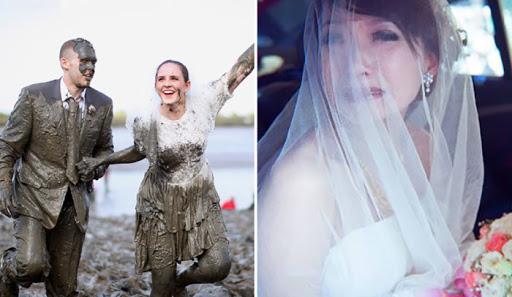 25 удивительно странных свадебных традиций со всего мира