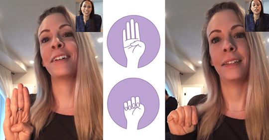В соцсетях рассказывают о новом сигнале, который может спасти жизнь жертве насилия