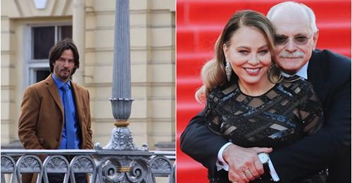 Актеры Голливуда, которые без ума от России (8 фото)