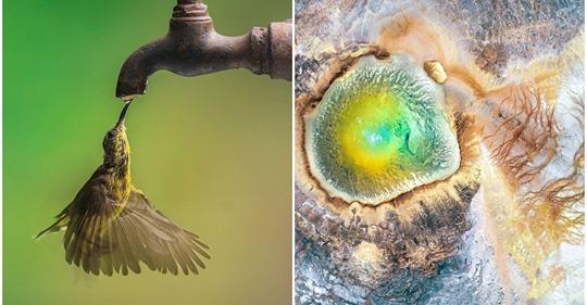 18 потрясающих снимков, которые показывают великолепие нашей природы