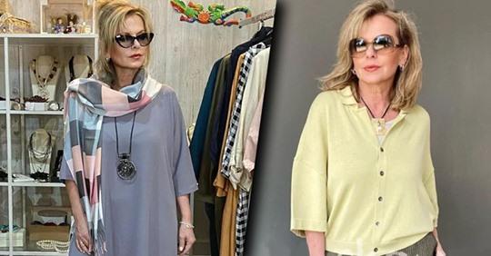 Современный гардероб для женщин 50+: какие вещи выбрать, чтобы выглядеть красиво и молодо?