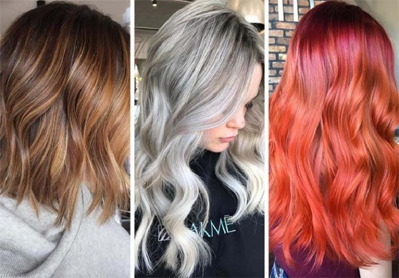 Идеальный цвет волос для любого оттенка кожи: разнообразные идеи модного окрашивания, которое подходит именно вам