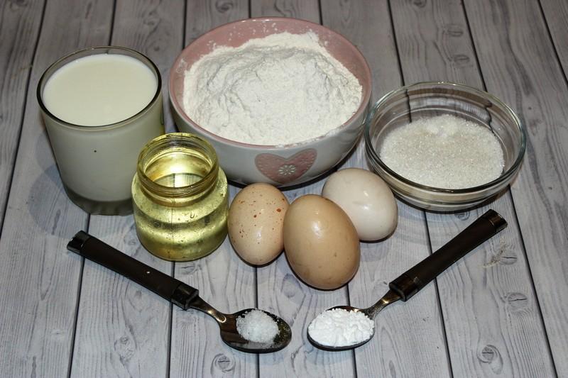Правило 6 по 1 спасло не одну хозяйку: как делается тесто для нежных блинов