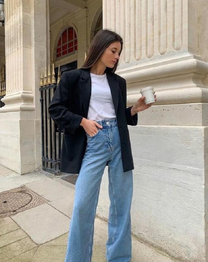 От джинсов до топов и платьев: подборка трендовых вещей из денима на весну 2021
