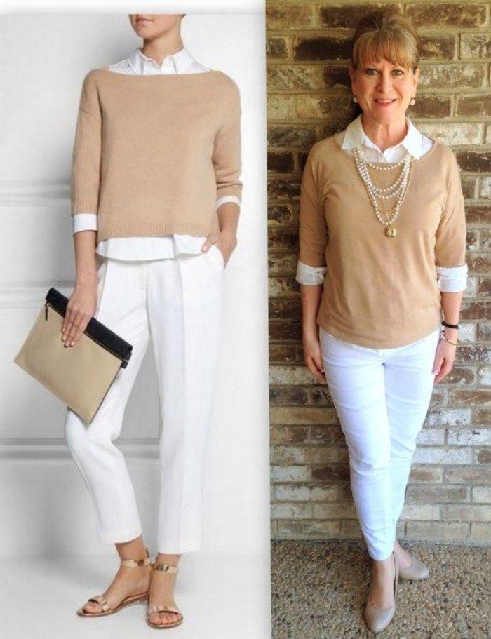 Мир моды не ограничивается возрастом: полное руководство по повседневному стилю для женщин за 60