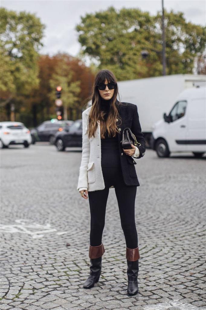 Какие выбрать и с чем носить узкие брюки и леггинсы, чтобы зрительно удлинить ноги: модные модели и советы