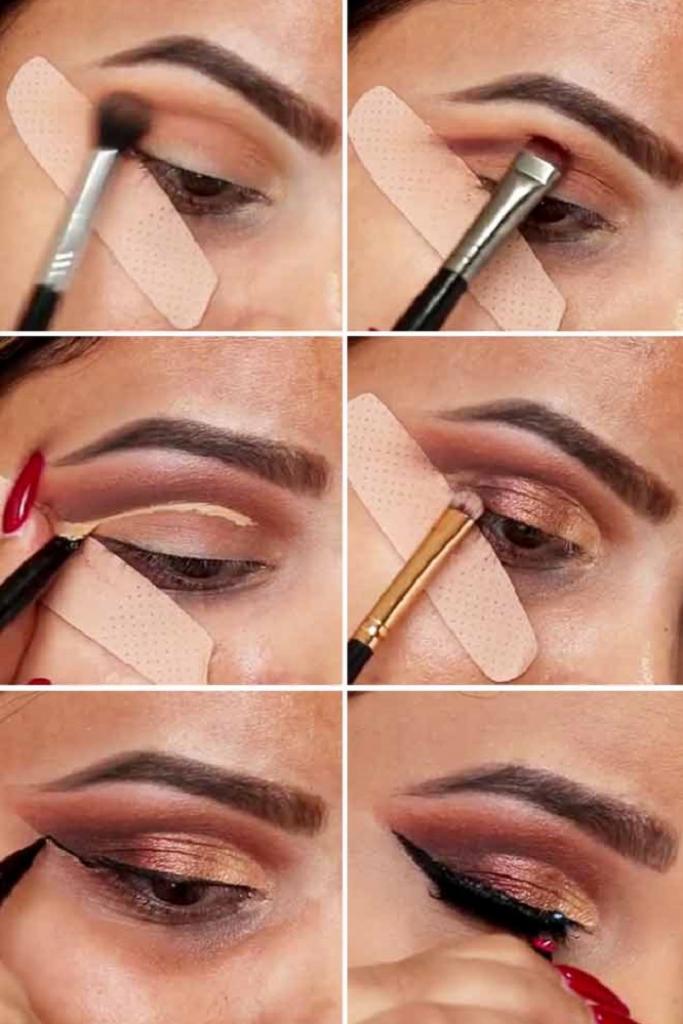 Как увеличить взгляд обладательницам глубоко посаженных глаз: идеи подходящего макияжа