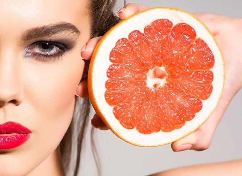 Маска для сияния кожи лица с грейпфрутом: простой рецепт для красоты и молодости кожи