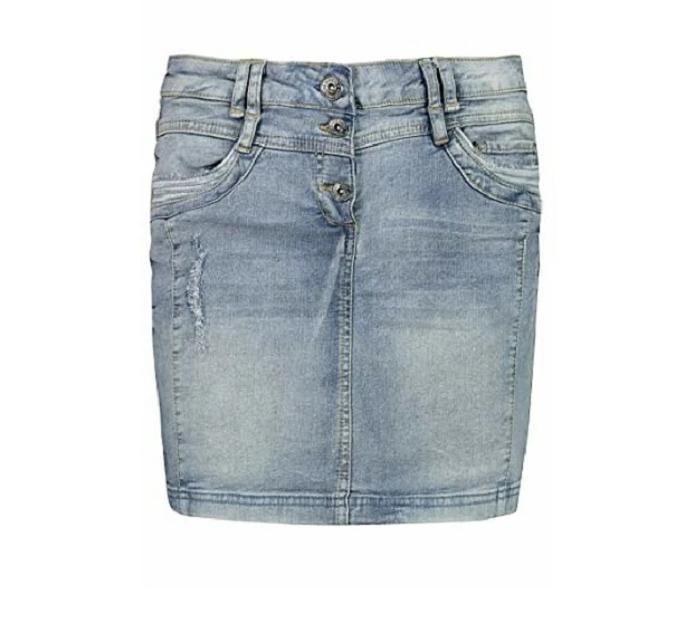 Образ с джинсовой юбкой всегда идеален: 5 модных моделей на 2021 год