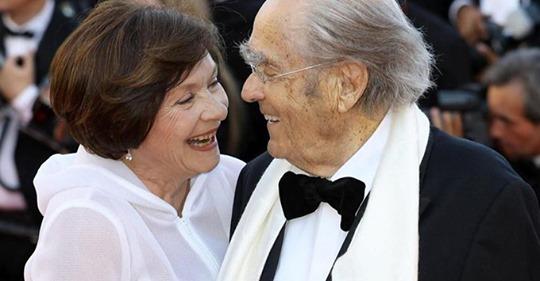 Мишель Легран и Маша Мериль: история любви, которую пришлось отложить на 50 лет