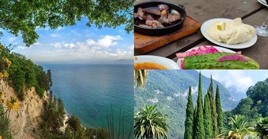 Турист отправился в Абхазию, чтобы развеять стереотипы о хапугах и обманщиках, и оказался в дураках (10 фото)