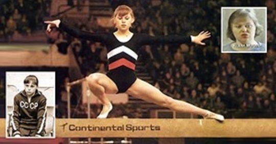 Петля Елены Мухиной: самая трагическая судьба в истории советской гимнастики