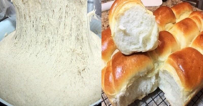 Знаменитые ванильные булочки по 9 копеек: воздушные, мягкие и сладкие!