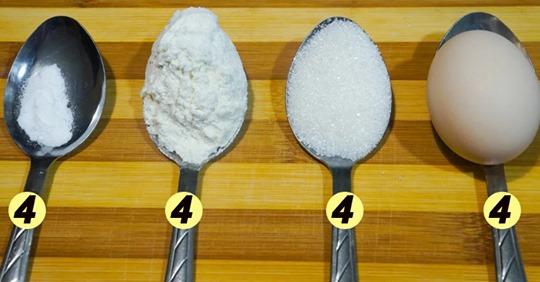 """""""4 ложки"""": как испечь пирог, который никогда не надоест?"""