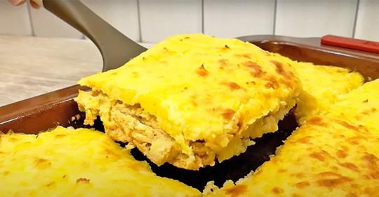 Рецепт запеченной грудки в маринаде