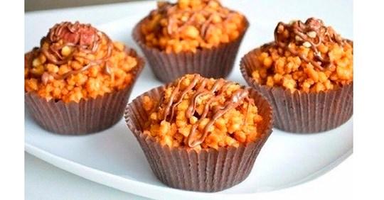 Мини-муравейники со сгущенкой: очень вкусный десерт, который готовится элементарно