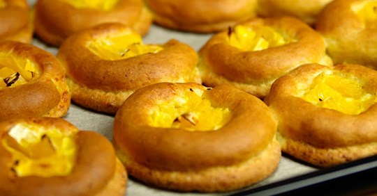 Апельсиновые творожники: вкусный и оригинальный десерт, который готовится очень просто!