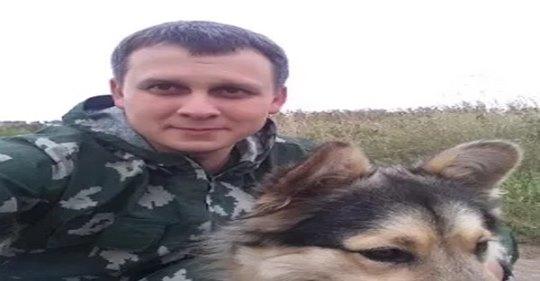 Герой — Александр Настагунин награжден за спасение шестерых детей из горящего дома