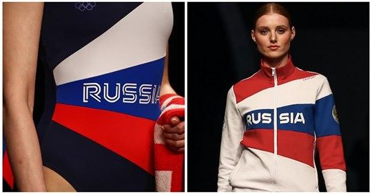 В Норвегии форму сборной России назвали  средним пальцем всему миру