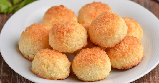 Печенье без муки из 3 компонентов: очень быстро и невероятно просто