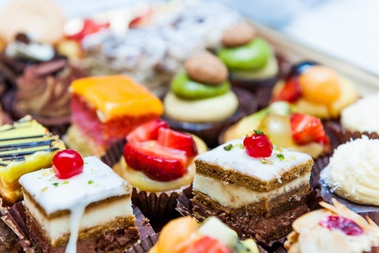 5 лёгких десертов без муки