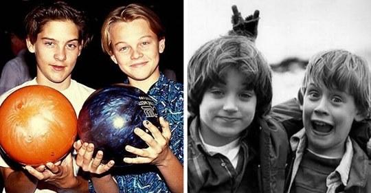 12 пар знаменитостей, которые были знакомы ещё с детства: редкие совместные фотографии