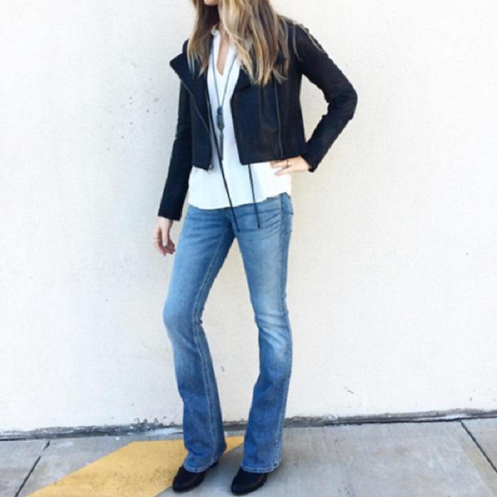 Длинные кардиганы и туники с поясом - одежда, которая смотрится идеально на любой фигуре (фото)
