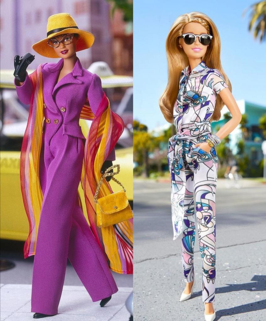 Барби диктует моду: образы кукол, которые сделают стильной любую девушку