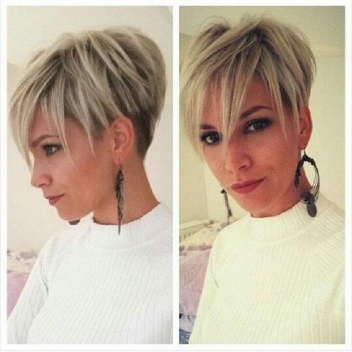 Коротко и с объемом: роскошные женские стрижки, которые подчеркивают лицо и открывают шею (фото)