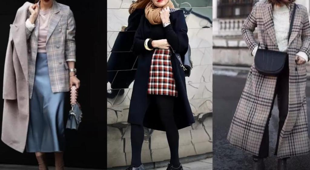 Разные стиль, узор, расцветка: как носить женщинам за 40 тренд этой весны — клетчатый принт (модные модели и советы)