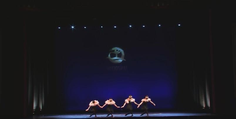 Как танцуют  Лебединое озеро  в Японии. Главное   не упасть со стула от смеха: видео
