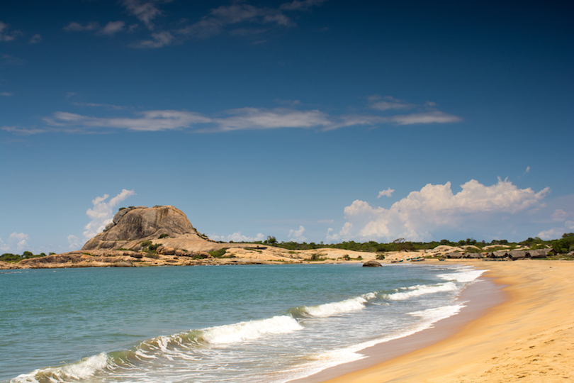 Шри Ланка ждет российских туристов: лучшие пляжи солнечной страны