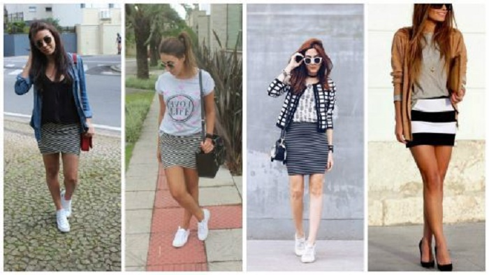 Укоротить длину своей юбки мало, надо еще и уметь носить ее элегантно: модные модели юбок мини на весну и лето и советы по созданию правильного образа