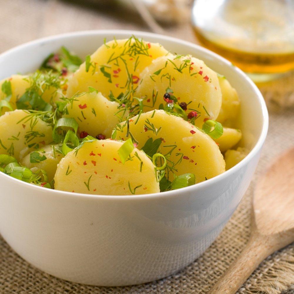 Если гости на пороге, а гарнира нет: как приготовить картошку за 7-10 минут (три способа)