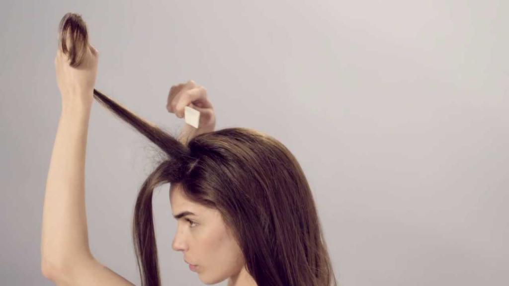 Разрушается кутикула, или Что происходит с волосами, когда делается начес для пышного пучка