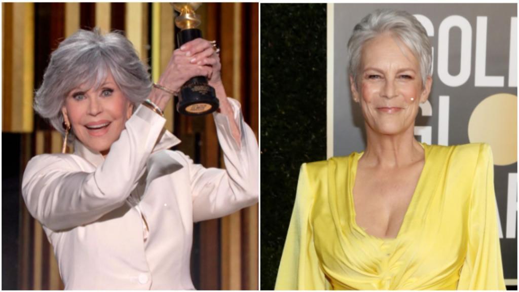 Джейн Фонда, Мерил Стрип и другие звезды, которые отказались от краски для волос и предпочли ей свою седину