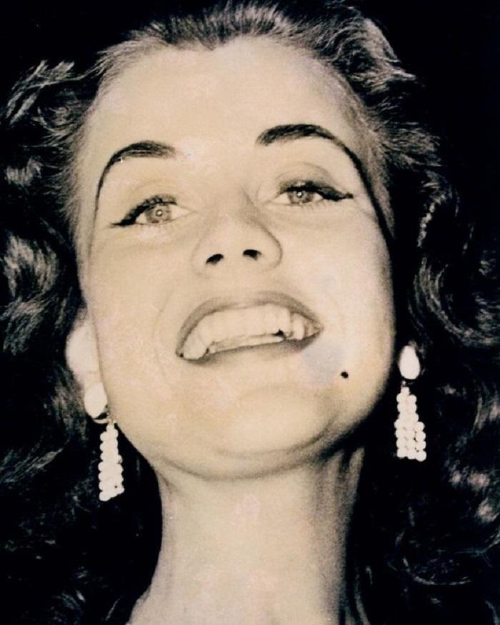 Первые «Мисс мира»: как выглядели самые красивые девушки с 1951 по 1960 год