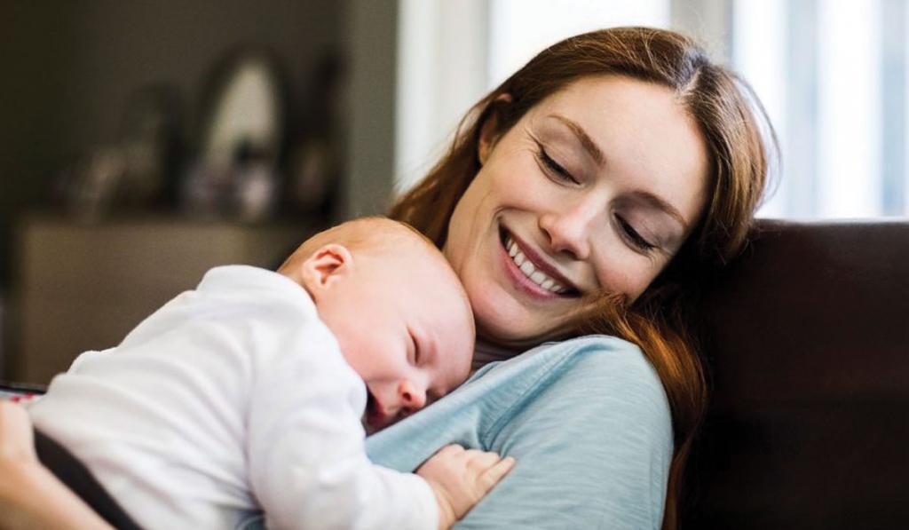 Как облегчить жизнь молодой мамы: англичанка показала свой способ с пакетами