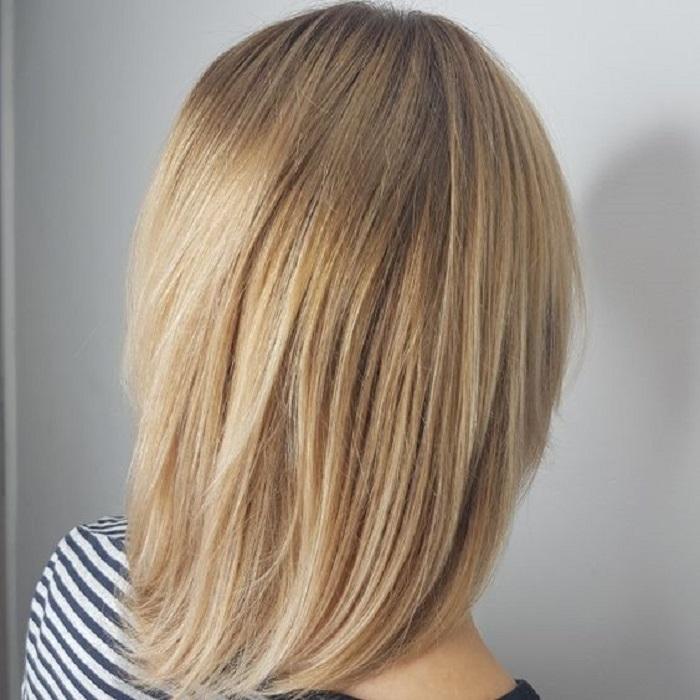 В технике окрашивания AirTouch: несколько модных оттенков для волос на 2021 год